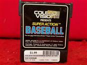 Coleco ColecoVision Super Action Baseball